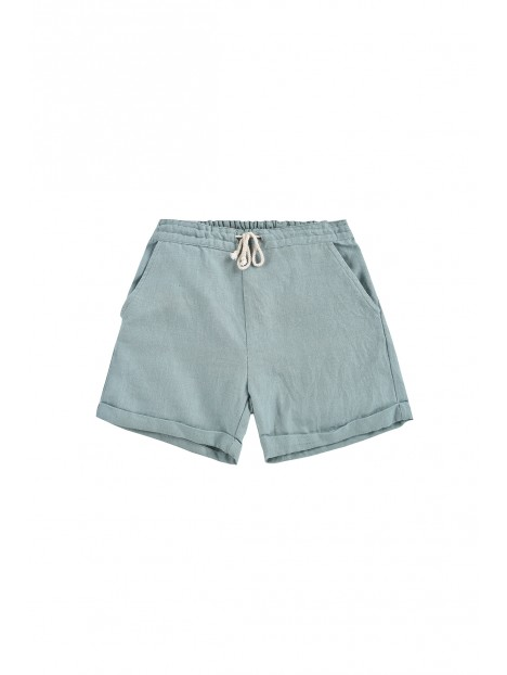 Short Aliki Vintage Blue