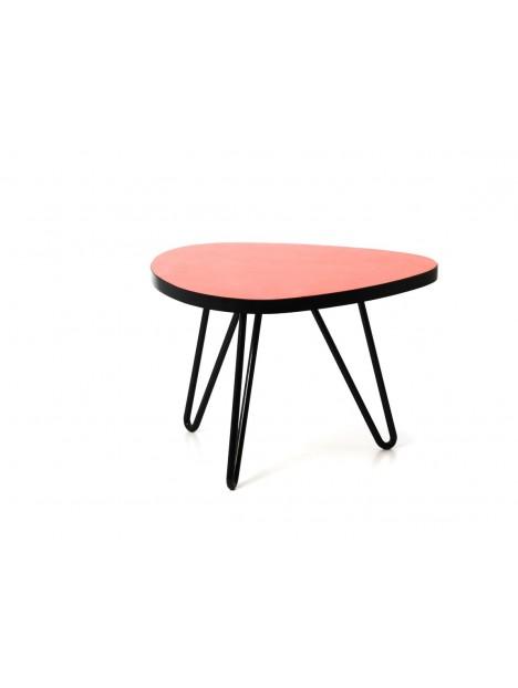 Table basse en Formica Rose Fushia